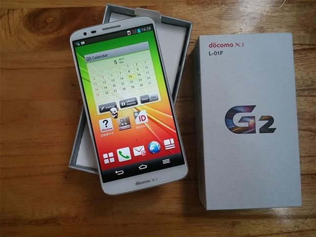 Ba điện thoại xách tay đang gây bão trên thị trường Việt Nam ảnh 2
