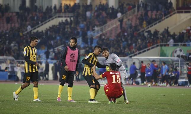 Việt Nam vs Malaysia (2-4): Ác mộng Mỹ Đình ảnh 1