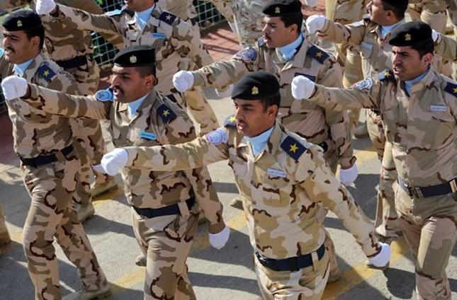 Phòng không Iraq duyệt binh khoe vũ khí tối tân ảnh 3
