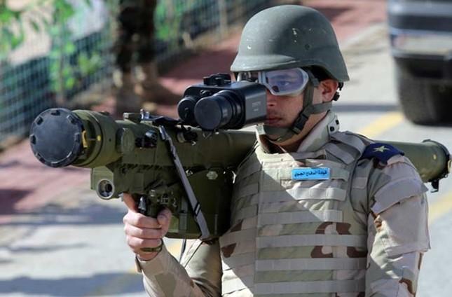 Phòng không Iraq duyệt binh khoe vũ khí tối tân ảnh 8