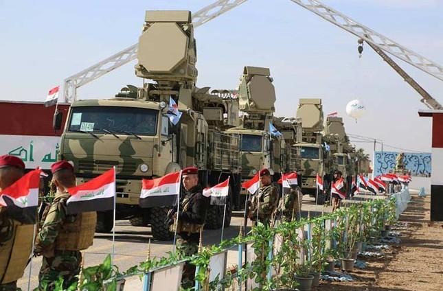Phòng không Iraq duyệt binh khoe vũ khí tối tân ảnh 9