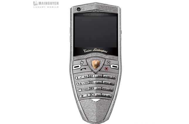 Những chiếc điện thoại đắt khủng khiếp hiện nay ảnh 1
