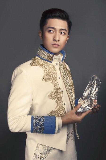 Hari Won hóa thành Cinderella bên 'Hoàng tử' Harry Lu ảnh 10