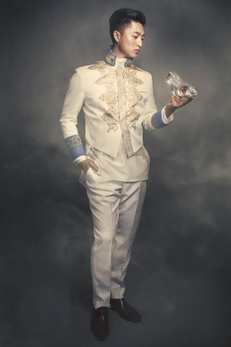 Hari Won hóa thành Cinderella bên 'Hoàng tử' Harry Lu ảnh 8