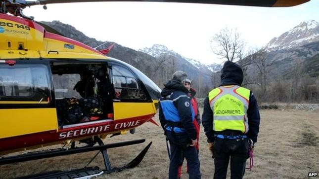 Lở tuyết trên dãy Alps, nhiều du khách bị chôn vùi ảnh 1