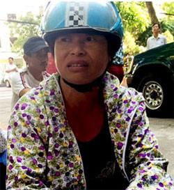 Vợ ông Nguyễn Thanh Chấn tuyên bố kiện 'nhân chứng mới' ảnh 1