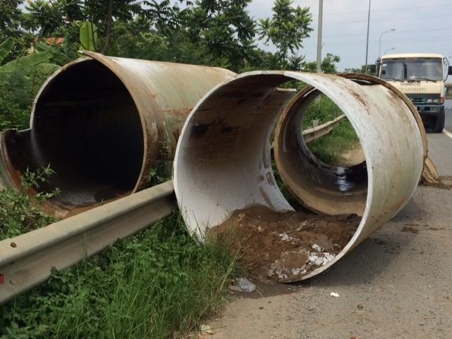 Vỡ đường ống sông Đà, hàng chục nghìn hộ dân mất nước ảnh 10