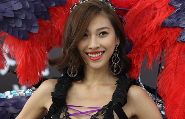 Nhan sắc thí sinh Hoa hậu Hoàn vũ Trung Quốc diện bikini ảnh 4