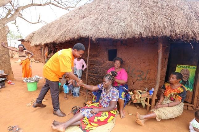 Viettel khai trương mạng tại Tanzania ảnh 1