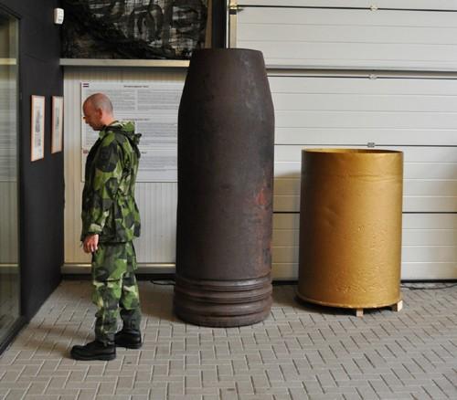 Hé lộ về siêu pháo lớn nhất thế giới của phát xít Đức ảnh 2