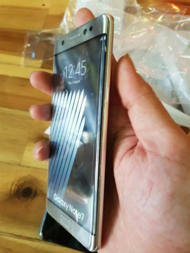 Galaxy Note 7 có RAM 4GB, bộ nhớ trong 64GB ảnh 1