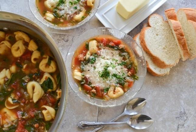 10 món súp mùa đông cực ngon trên khắp thế giới ảnh 10