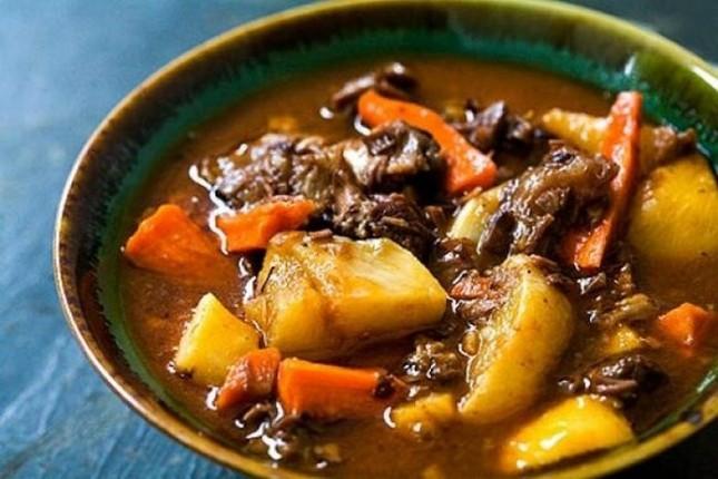 10 món súp mùa đông cực ngon trên khắp thế giới ảnh 2