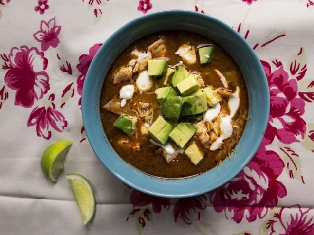 10 món súp mùa đông cực ngon trên khắp thế giới ảnh 4