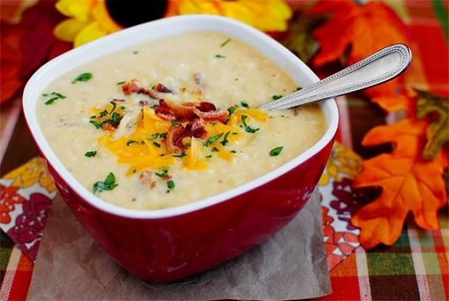 10 món súp mùa đông cực ngon trên khắp thế giới ảnh 6