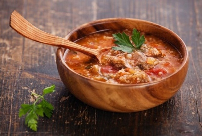 10 món súp mùa đông cực ngon trên khắp thế giới ảnh 8
