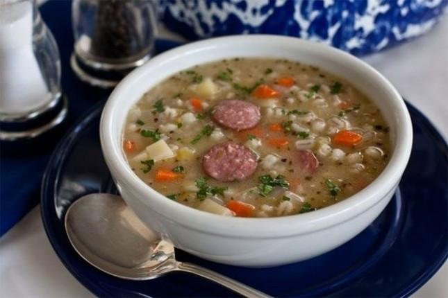 10 món súp mùa đông cực ngon trên khắp thế giới ảnh 9