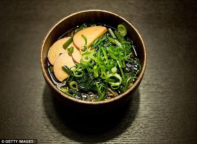 Những nguyên liệu món ăn Nhật giúp sống lâu, ít bệnh tật ảnh 4