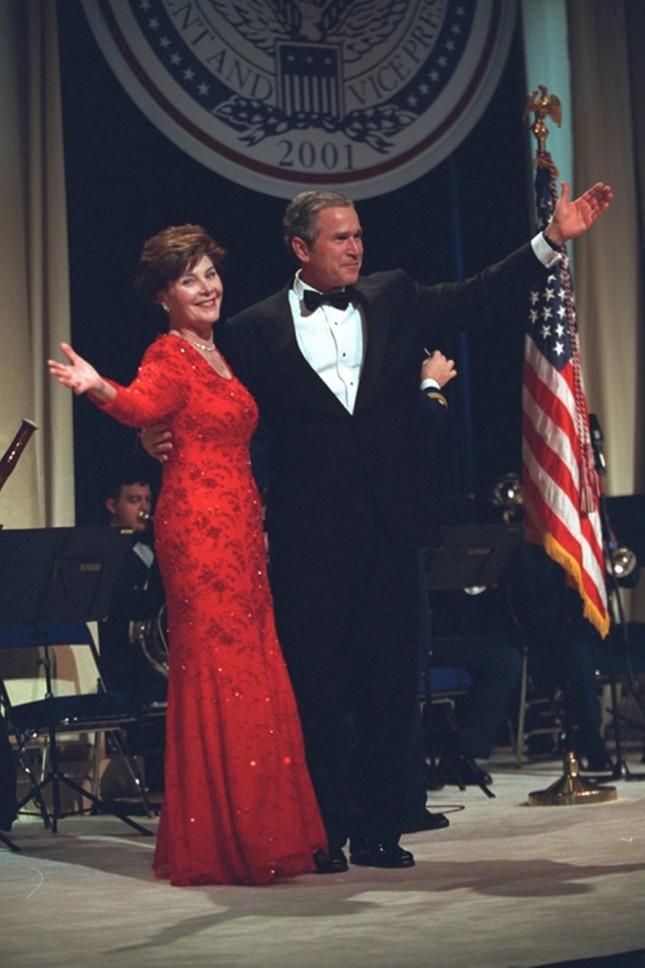 Bàn tiệc lễ nhậm chức qua các đời tổng thống Mỹ ảnh 10