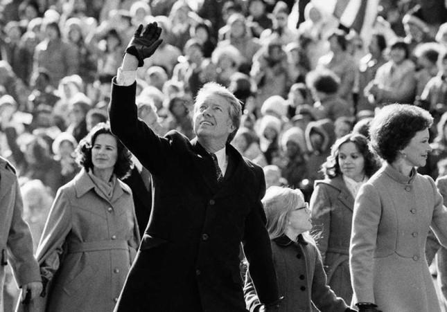 Bàn tiệc lễ nhậm chức qua các đời tổng thống Mỹ ảnh 6
