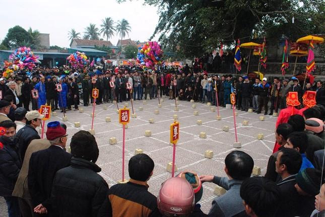 Khai mạc lễ hội ở ngôi đền linh thiêng nhất xứ Nghệ ảnh 3