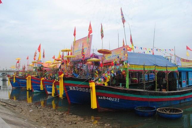 Khai mạc lễ hội ở ngôi đền linh thiêng nhất xứ Nghệ ảnh 5