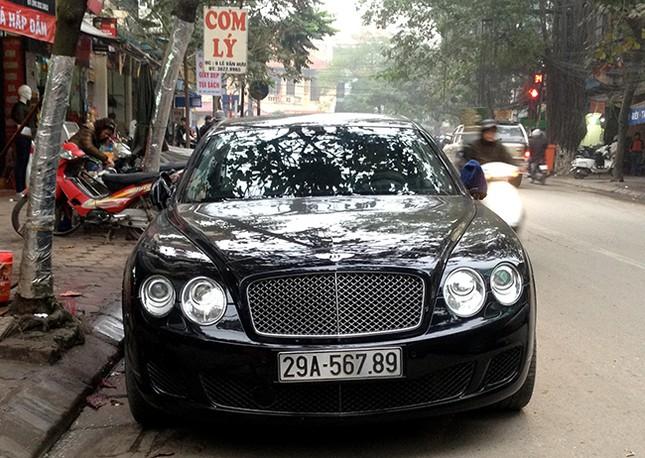 Tận thấy những biển số ô tô siêu đẹp trên đường phố Hà thành ảnh 6
