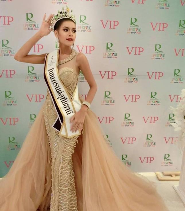 Hoa hậu chết thảm ở tuổi 19 sau bốn ngày đăng quang ảnh 2