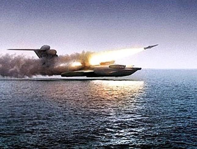 Khám phá sức mạnh 'quái vật biển Caspian' ảnh 11