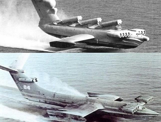Khám phá sức mạnh 'quái vật biển Caspian' ảnh 12
