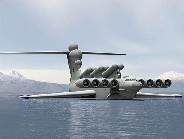 Khám phá sức mạnh 'quái vật biển Caspian' ảnh 2