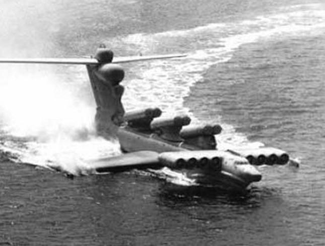 Khám phá sức mạnh 'quái vật biển Caspian' ảnh 5
