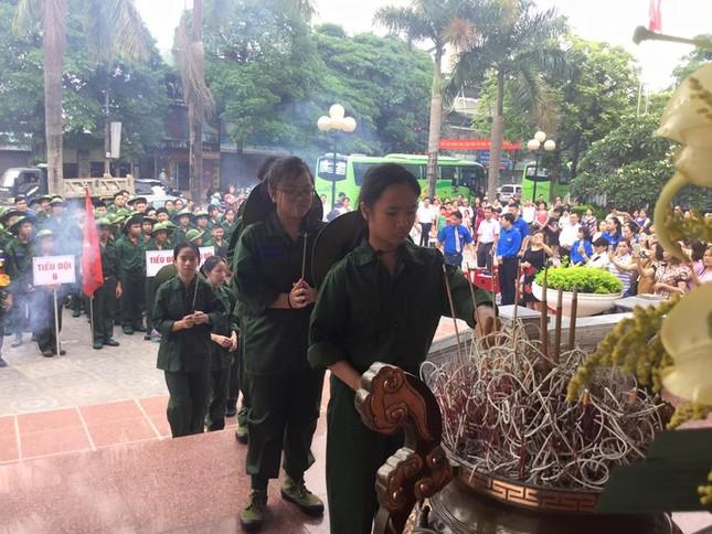Lạng Sơn: Chiến sỹ nhí học kỳ Quân đội xuất quân ảnh 1