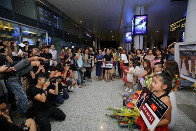 """Mẫu nhí Hải Phòng đoạt giải cao tại """"Prince & Princess International 2017"""" ảnh 3"""