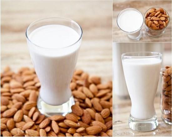 Cách làm sữa hạnh nhân ngon bổ tốt cho sức khỏe ảnh 1