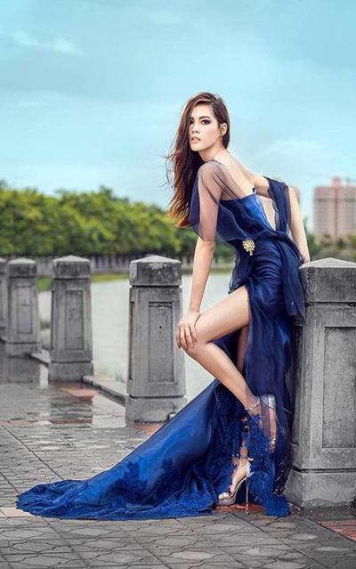 Cận cảnh nhan sắc Hoa hậu Hoàn vũ đầu tiên của Lào ảnh 10