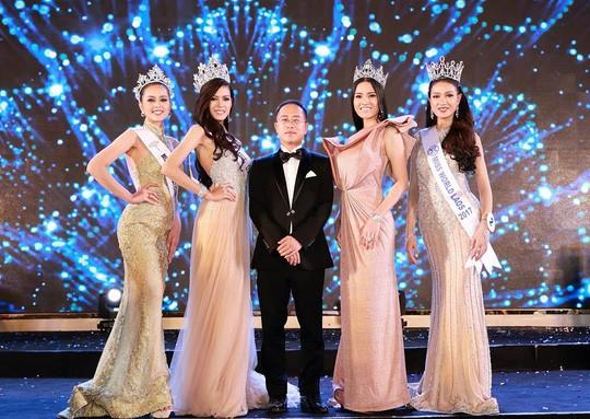 Cận cảnh nhan sắc Hoa hậu Hoàn vũ đầu tiên của Lào ảnh 6