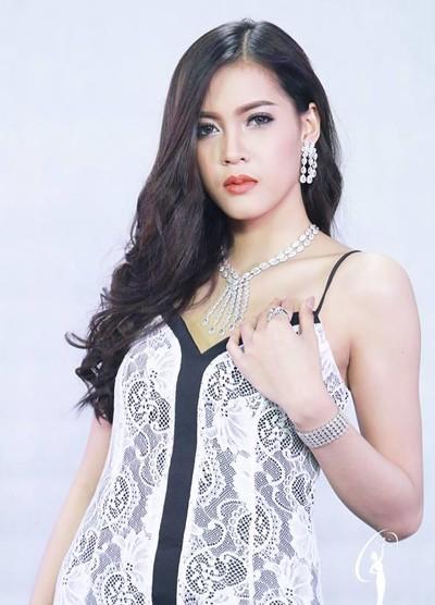 Cận cảnh nhan sắc Hoa hậu Hoàn vũ đầu tiên của Lào ảnh 9