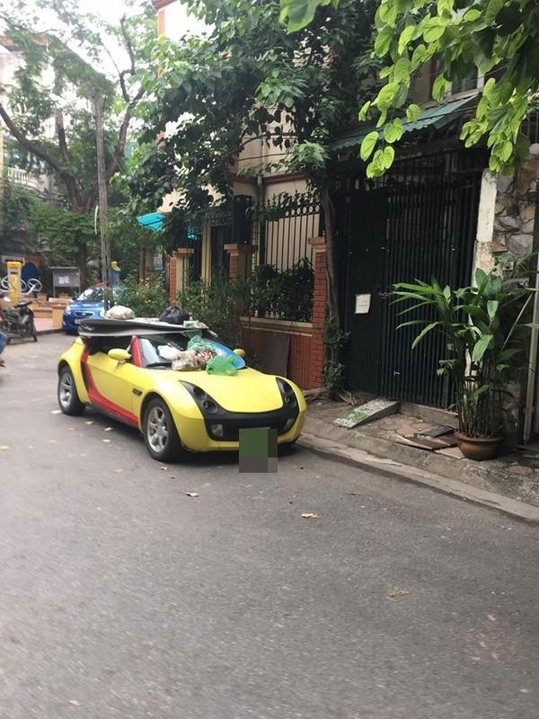 Chủ nhà tặng quà cho chủ xe Smart Roadster bị dân mạng ném đá ảnh 2