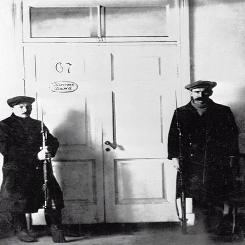 Ảnh hiếm về cuộc Cách mạng Tháng Mười Nga 100 năm trước ảnh 11