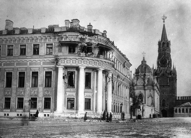 Ảnh hiếm về cuộc Cách mạng Tháng Mười Nga 100 năm trước ảnh 12