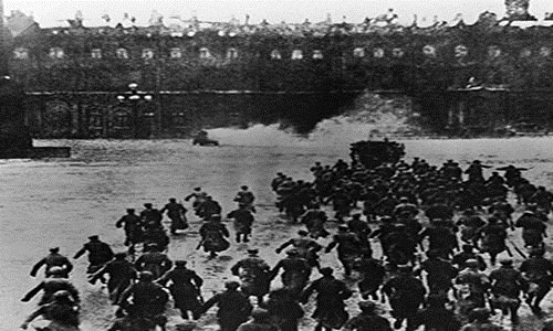 Ảnh hiếm về cuộc Cách mạng Tháng Mười Nga 100 năm trước ảnh 1