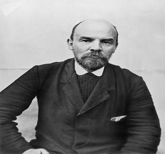 Ảnh hiếm về cuộc Cách mạng Tháng Mười Nga 100 năm trước ảnh 2