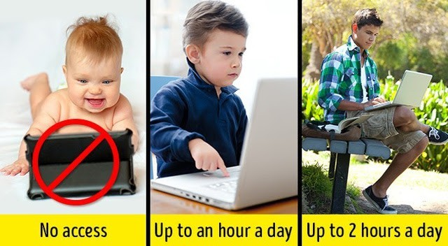 Người nổi tiếng hạn chế trẻ dùng thiết bị điện tử như thế nào? ảnh 1
