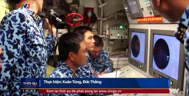 Tàu ngầm Kilo Việt Nam lần đầu phóng tên lửa Klub ảnh 1