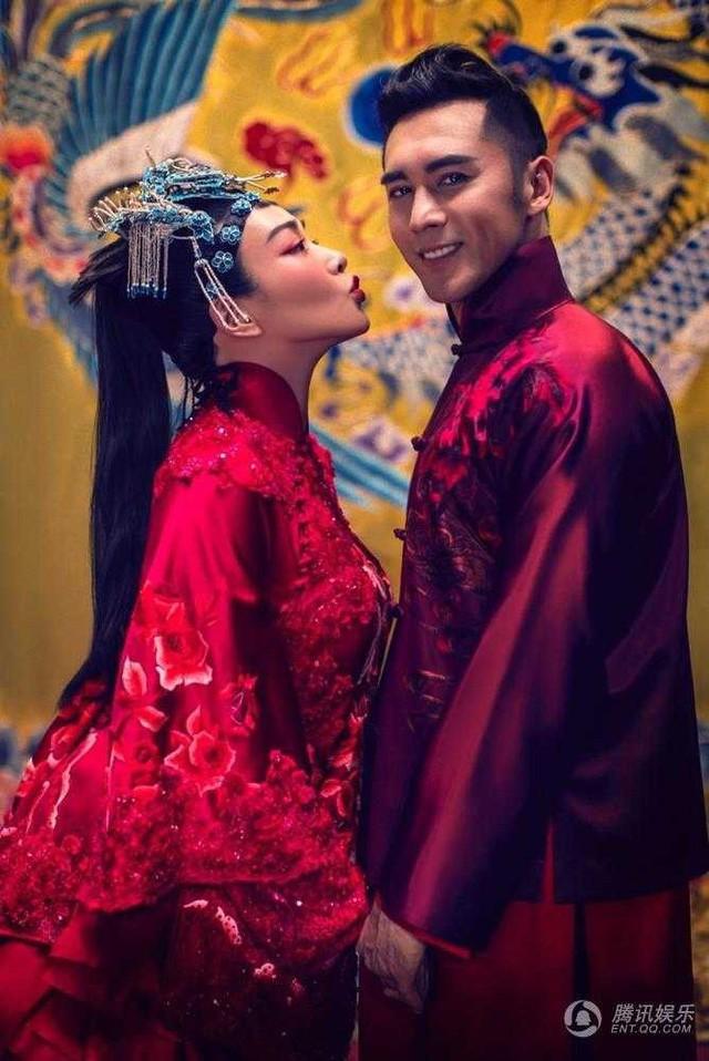 Chồng thứ ba kém 12 tuổi và Chung Lệ Đề hạnh phúc sau một năm kết hôn ảnh 13