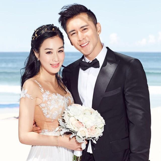 Chồng thứ ba kém 12 tuổi và Chung Lệ Đề hạnh phúc sau một năm kết hôn ảnh 14