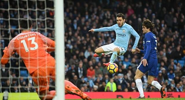 HLV Man City khen học trò 'hoàn hảo', chê Chelsea chơi tử thủ ảnh 1