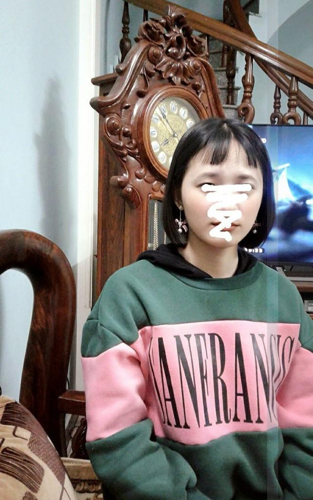 Nữ sinh 'dở khóc dở cười' vì nhờ bạn sửa tóc mái ảnh 3
