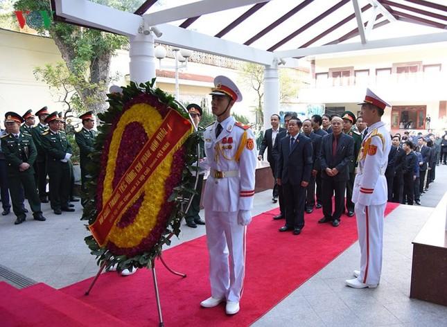 Toàn cảnh lễ viếng nguyên Thủ tướng Phan Văn Khải tại TPHCM và Hà Nội ảnh 18